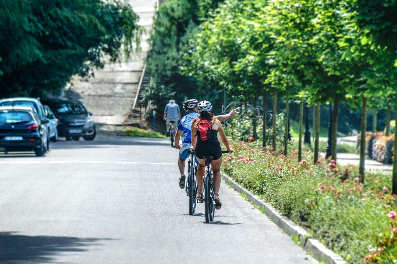 Victoria, Vancouver et Montréal sont les villes canadiennes les plus favorables au vélo